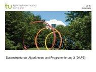 PDF (ausführlich) - TU Dortmund, Informatik 2