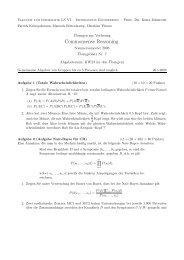 Commonsense Reasoning - Ls6-informatik.uni-dortmund.de
