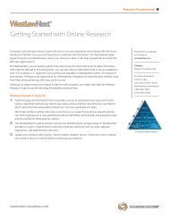 ith OnlineResearch - Westlaw