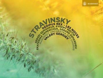 Stravinsky: Oedipus Rex / Les Noces - London Symphony Orchestra