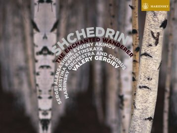 Shchedrin:The Enchanted Wanderer - London Symphony Orchestra