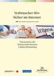 Verbraucher 60+ Sicher im Internet - Der Landesseniorenrat Baden ...