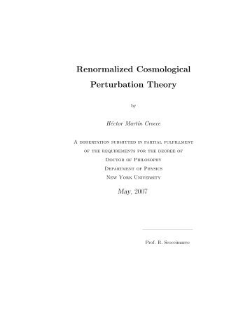 Renormalized Cosmological Perturbation Theory.pdf