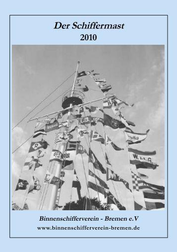 Der Schiffermast 2010