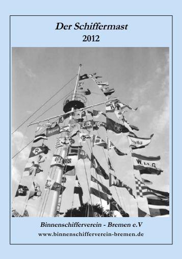 Der Schiffermast 2012