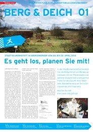 1. Ausgabe Berg&Deich - luchterhandt