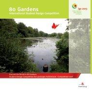 International Student Design Competition 80 Gardens - luchterhandt