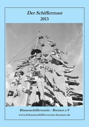 Der Schiffermast 2013