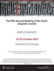 Download a PDF copy of the SLS Paper Abstracts. - Humanities ...