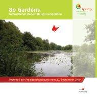 80 Gardens - luchterhandt