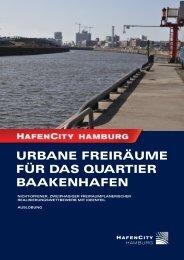 Auslobung Baakenhafen Freiraum - luchterhandt