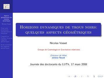 Nicolas Vasset - LUTH