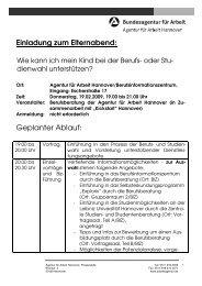 090219_Einladung und Ablauf zum Elternabend - Lutherschule