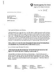 0 Bundesagentur für Arbeit - Lutherschule