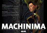 Abstract Machinima – Medium and Technology - Lutz Schmitt