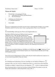 Protokoll 11-10-14 - Lutherschule