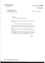 Deutscher Bundestag - Lutz Möller Jagd