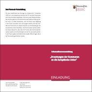 einladung - Vertretung des Landes Rheinland-Pfalz