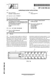 Silencer - European Patent Office - EP 2325594 A2 - Lutz Möller Jagd