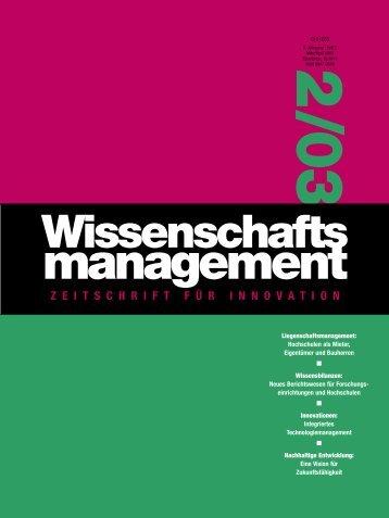 Heft 2/2003 - Lemmens Medien GmbH