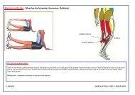 Muscles sollicités : Muscles de la jambe (Jumeaux, Soléaire)