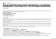 Philippe RAYMOND INFECTIONS CHRONIQUES A CHLAMYDIAE ...