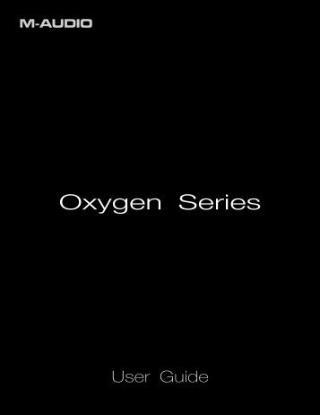 Oxygen Series - M-Audio