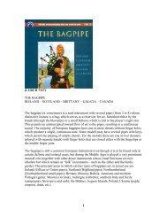 7327 THE BAGPIPE