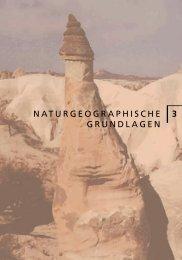 NATURGEOGRAPHISCHE GRUNDLAGEN 3