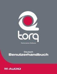 Torq Benutzerhandbuch - M-AUDIO