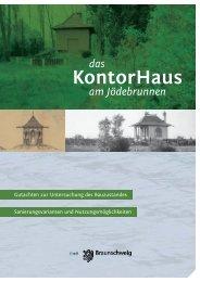Gutachten zum Kontorhaus am Jödebrunnen (pdf; 4 ... - Braunschweig