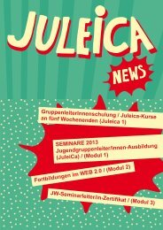Juleica Newsletter - Braunschweig