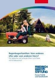 Regenbogenfamilien - Bibliothek der Friedrich-Ebert-Stiftung