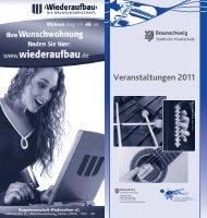 Veranstaltungen 2011 - Braunschweig