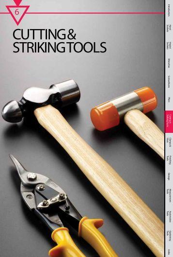 CUTTING & STRIKING TOOLS - M10 Tools