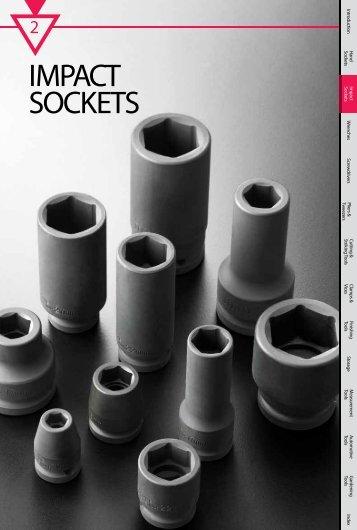 IMPACT SOCKETS - M10