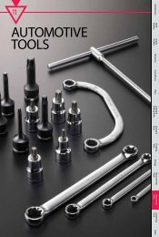 AUTOMOTIVE TOOLS - M10 Tools