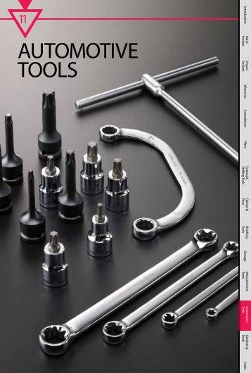 AUTOMOTIVE TOOLS - M10 Tools