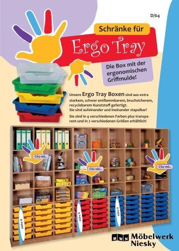 Ergo Tray