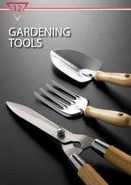 our range of gardening tools (PDF) - M10 Tools