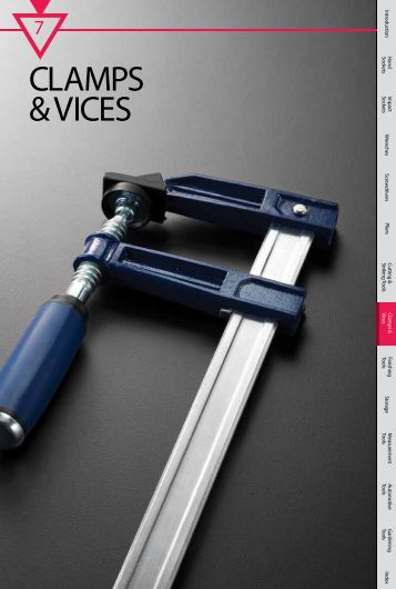 CLAMPS & VICES - M10 Tools