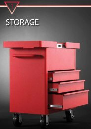 our range of storage equipment and accessories (PDF) - M10