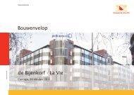 Bouwenvelop de Bijenkorf - La Vie - Utrecht.nl - Gemeente Utrecht