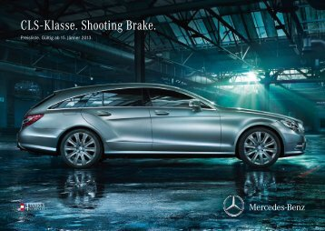 Download Preisliste - Mercedes Benz