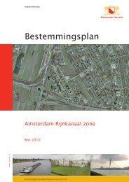 Amsterdam Rijnkanaal - zone - Utrecht.nl - Gemeente Utrecht