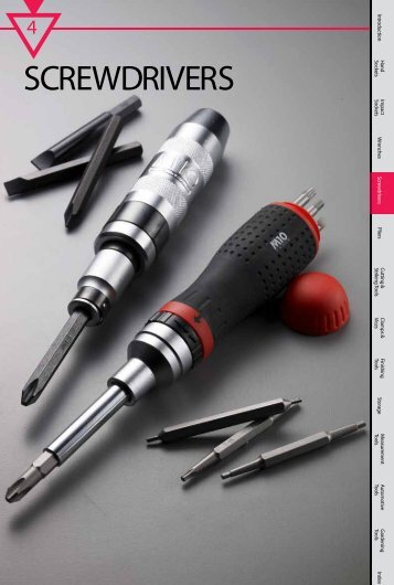 SCREWDRIVERS - M10 Tools