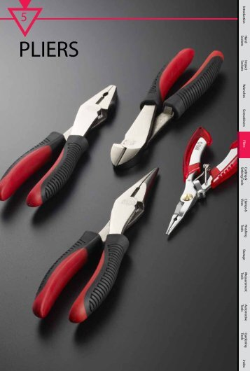 PLIERS - M10 Tools