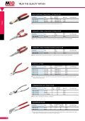 Click here for our range of pliers (PDF) - Page 4