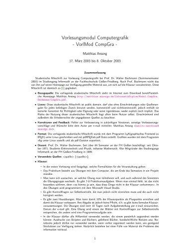 Mitschrieb (mit Lösung zur Testklausur) (.pdf)