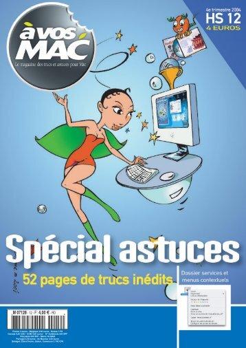 AVM HS07 Spécial astuces - 4e trimestre 2004 - Bibliothèque - Free
